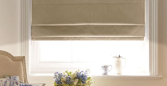 A beautiful collection of light blocking blackout roman blinds, ideal for bedrooms and living rooms
