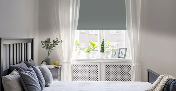 Our express collection of blinds is a range of popular fabrics with next day dispatch