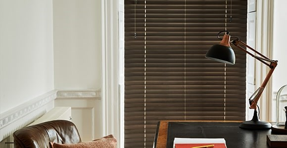 Our Premium collection of wood venetian blinds consists of a quality makeup and some great shades