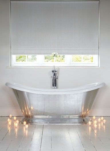 Acacia Kao Bathroom Roller Blind