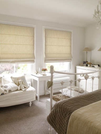 Using Roman blinds in the home