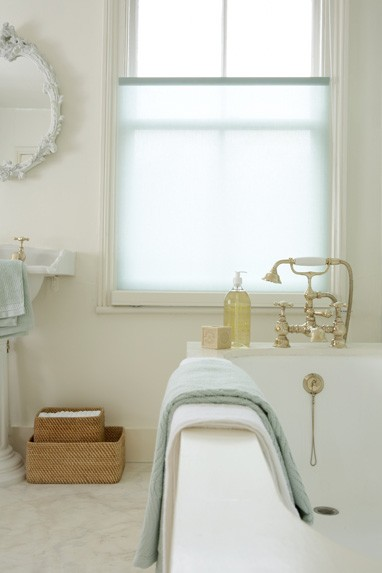 Maximising privacy with window blinds