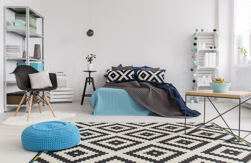 Quick Room Updates - Colour Schemes & Rugs