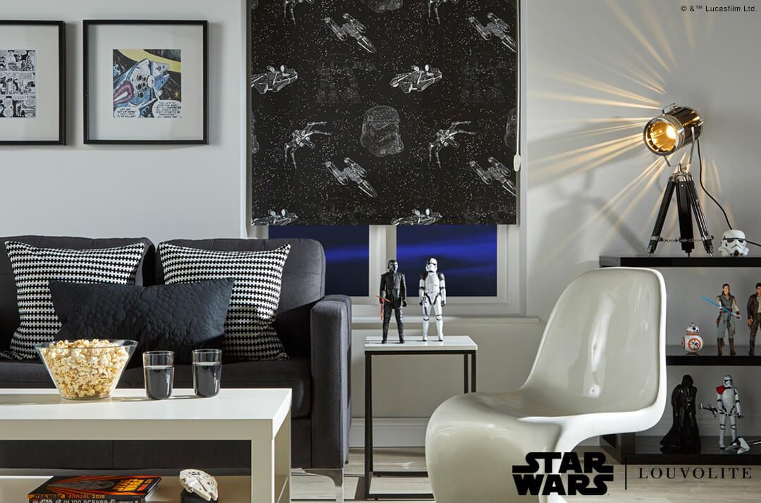 Star Wars Window Blinds