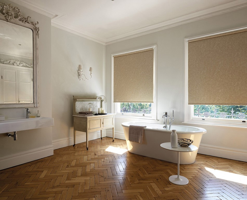 A picture of Marble Earth Waterproof Roller Blinds