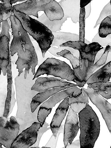 Mono Palms Roman Blind