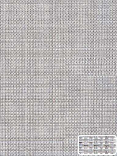 Mist Weave 5% Sunscreen Cordless Spring Loaded Roller Blind