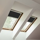 Classic Black Blackout Skylight Blind To Fit RoofLite Windows