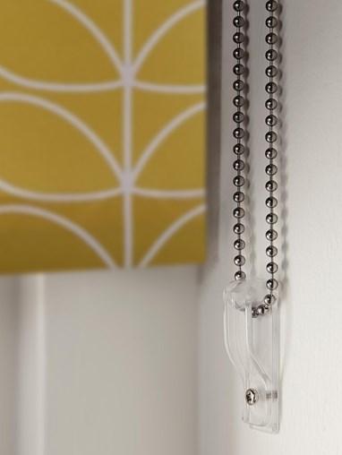 Orla Kiely Express Linear Stem Dandelion Roller Blind