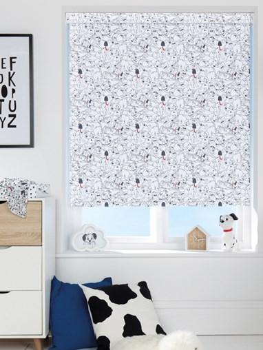 Disney 101 Dalmatians Blackout Roller Blind