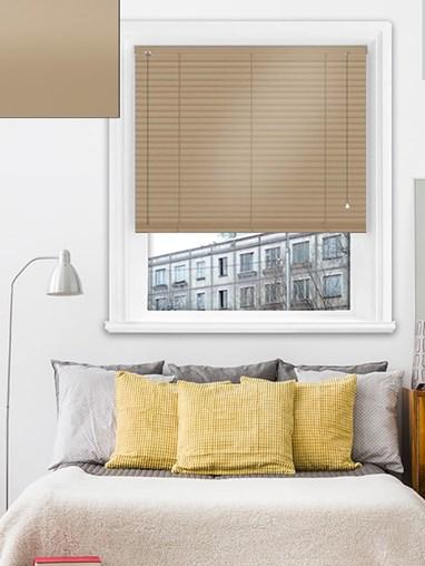 Simplicity Natural Aluminium Venetian Blind