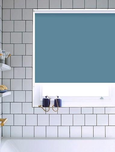 Anchor Bathroom Roller Blind