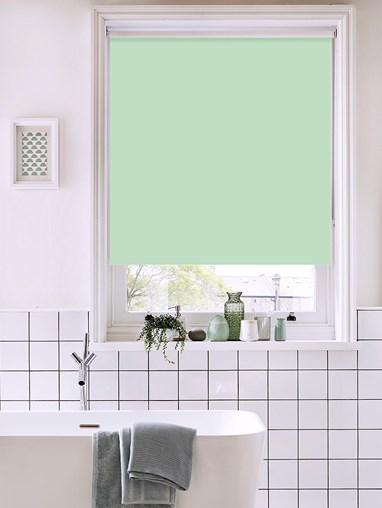Babbling Brook Bathroom Roller Blind