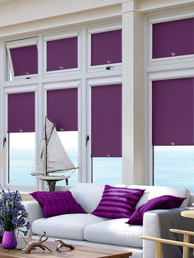 Blackout Mirabella Perfect Fit Roller Blind