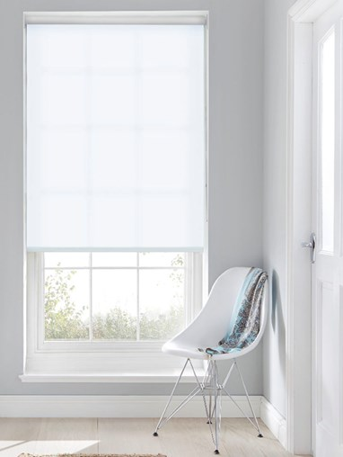 Daylight Clematis No Drill Roller Blind