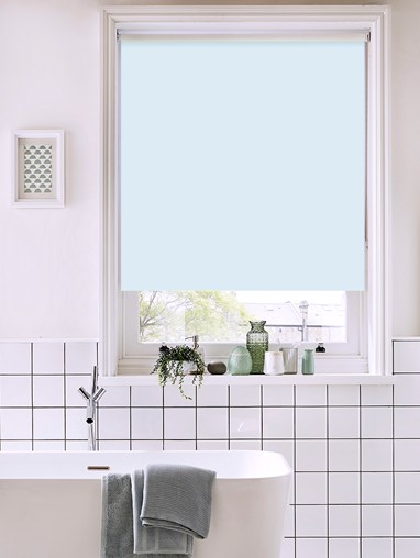 Clematis Bathroom Roller Blind