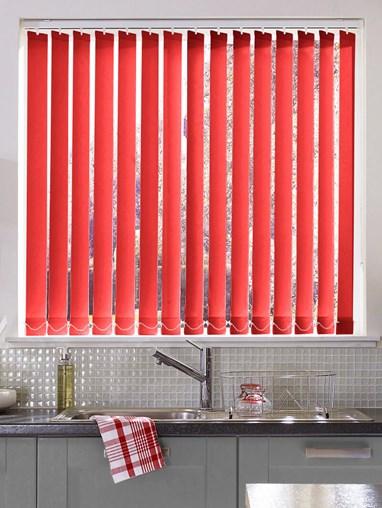 Crimson 89mm Daylight Vertical Blind