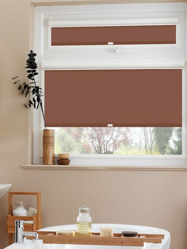 Daylight Tree Trunk Perfect Fit Roller Blind