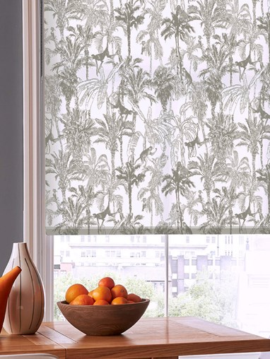 Amazon Natural Roller Blind by Boon & Blake