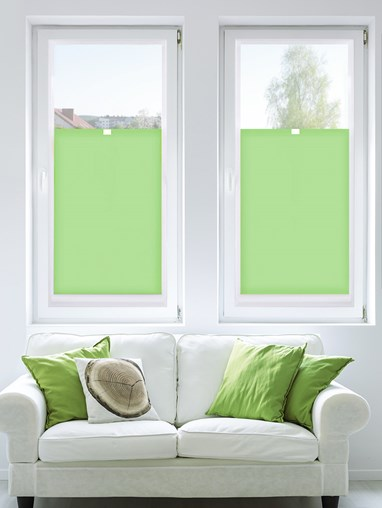 Daylight Stem Green Perfect Fit Bottom Up Blind