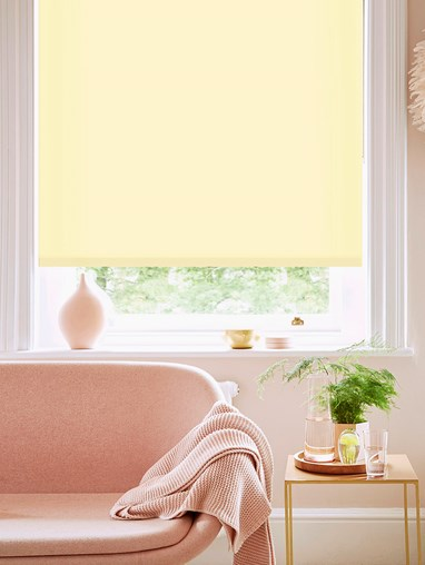 Cream Tea Daylight Roller Blind