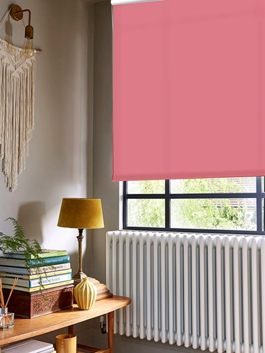 Hibiscus Daylight Roller Blind