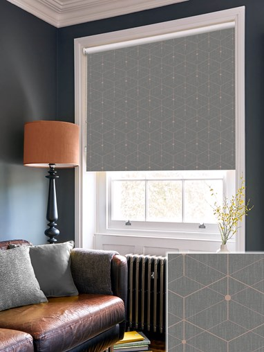 Illusion Stone Roller Blind