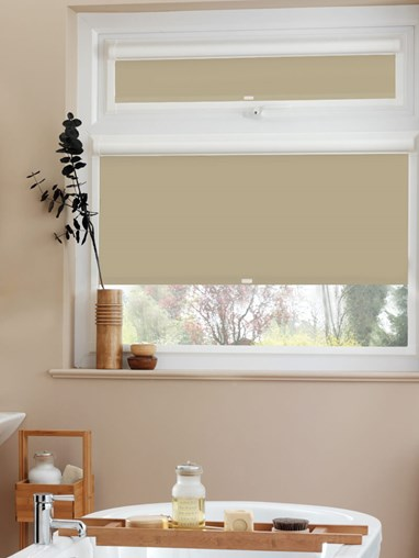 Daylight Buttered Toast Perfect Fit Roller Blind