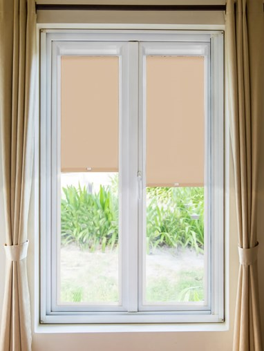 Daylight Cookie Crumb Perfect Fit Roller Blind