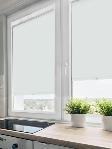 Daylight Raindrop Perfect Fit Roller Blind