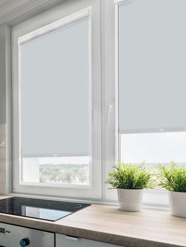 Daylight Silverware Perfect Fit Roller Blind