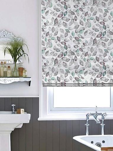 Tranquility Beauty Roman Blind