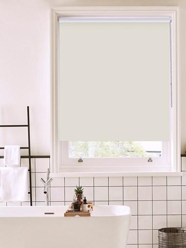Edelweiss Bathroom Roller Blind