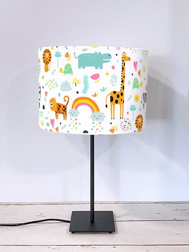 Happy Jungle Candy Lampshade