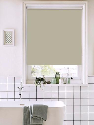 Hearthstone Bathroom Roller Blind