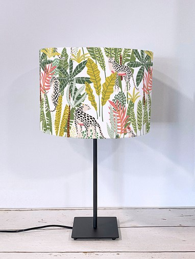Jungalist Lime Lampshade