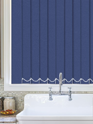 Luxe Imperial Waterproof 89mm Vertical Blind Replacement Slats