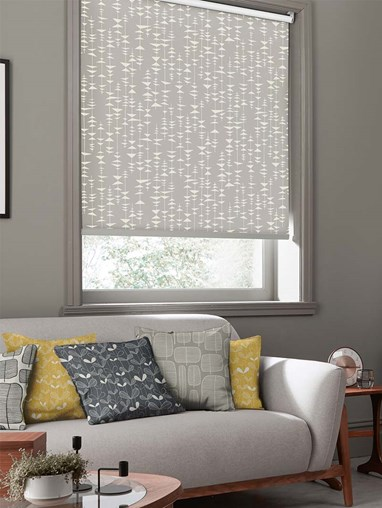 Ditto Dusty Roller Blind By Miss Print