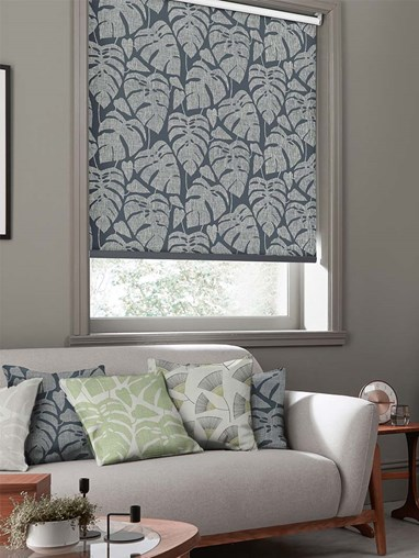 Guatamala After Dark Roller Blind By Miss Print