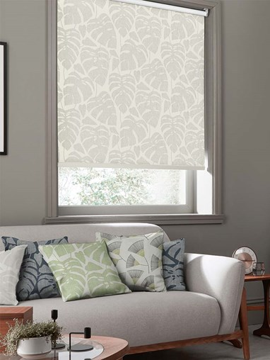 Guatamala Ghost Roller Blind By Miss Print