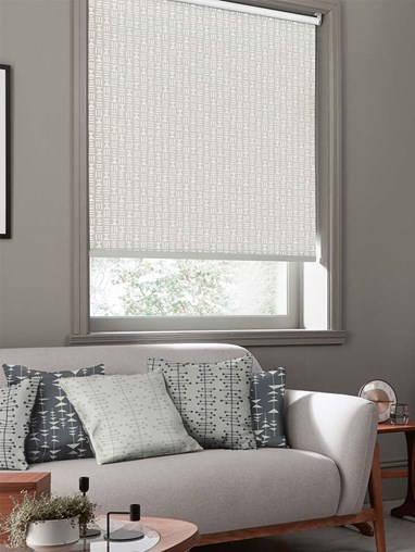 Heiroglyph Papyrus Roller Blind By Miss Print