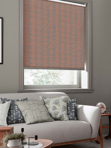 Muscat Small Autumn Roller Blind By Miss Print
