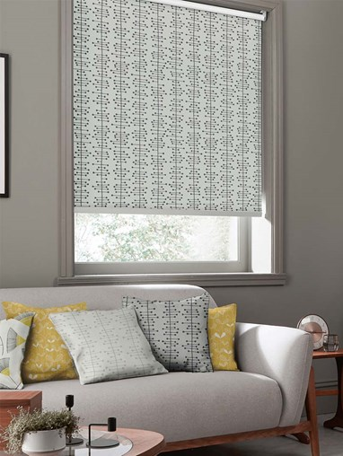 Muscat Small Matchbox Roller Blind By Miss Print
