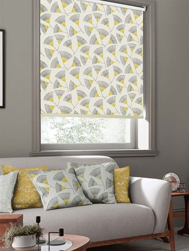 Persia Piccalilli Roller Blind By Miss Print
