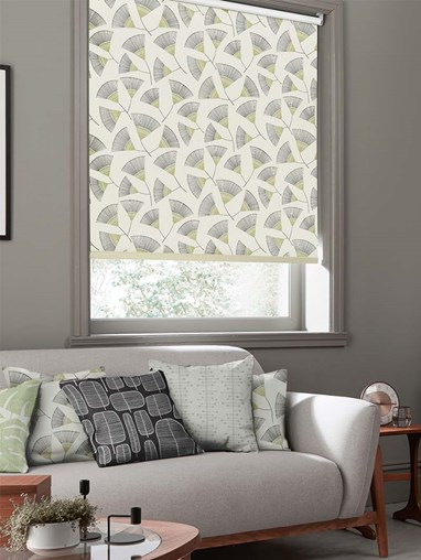 Persia Reeds Roller Blind By Miss Print
