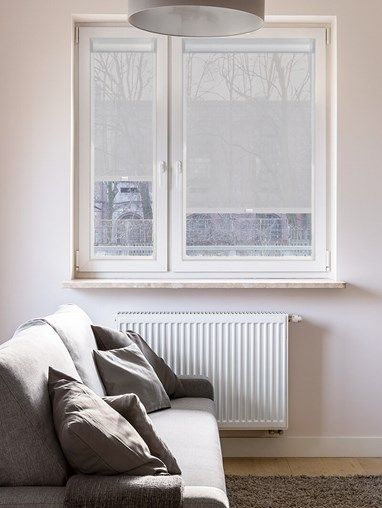 Nordic Grey 3% Sunscreen Perfect Fit Roller Blind