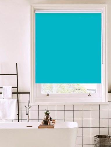 Oasis Bathroom Roller Blind