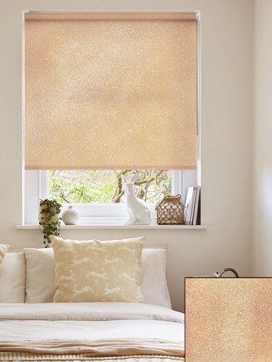 Pearl Copper Daylight Roller Blind