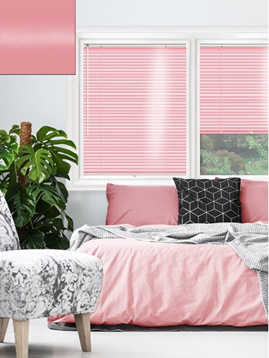 Gloss Pink 25mm Perfect Fit Venetian Blind