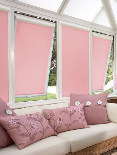 Blackout Bambino Perfect Fit Roller Blind